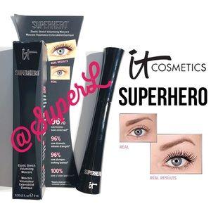 2/$25 It Cosmetics Superhero Volumizing Mascara